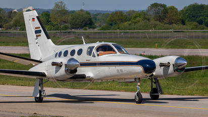 D-IAWE - Private Cessna 425 Conquest I