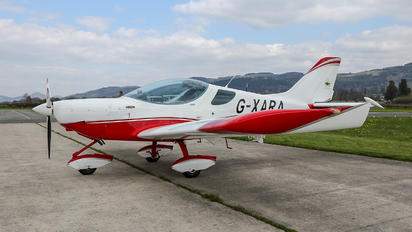 G-XARA - Private Czech Sport Aircraft PS-28 Cruiser