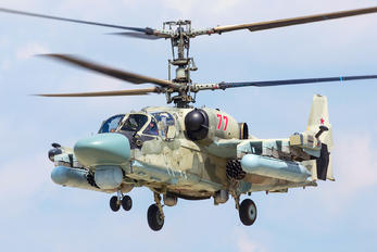 77 - Russia - Air Force Kamov Ka-52 Alligator