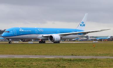 PH-BKF - KLM Boeing 787-10 Dreamliner