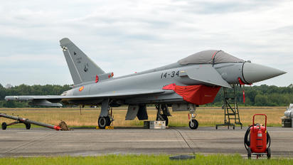 C.16-76 - Spain - Air Force Eurofighter Typhoon S
