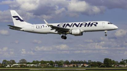 OH-LKL - Finnair Embraer ERJ-190 (190-100)