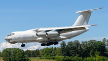 Aviacon Zitotrans Il-76 visited Emmen Airbase title=