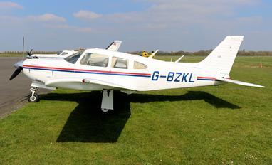 G-BZKL - Private Piper PA-28R-201 Arrow III
