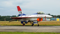 J-229 - Netherlands - Air Force General Dynamics F-16A Fighting Falcon aircraft