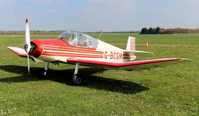 G-BCGM - Private Jodel D120 Paris-Nice
