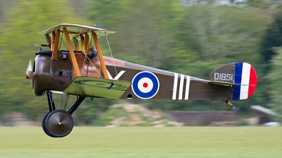 G-BZSC - The Shuttleworth Collection Sopwith Camel