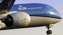 PH-BKG - KLM Boeing 787-10 Dreamliner aircraft