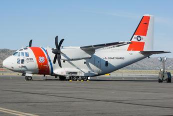 2709 - USA - Coast Guard Alenia Aermacchi HC-27J Spartan