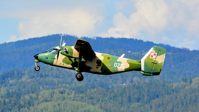 0219 - Poland - Air Force PZL M-28 Bryza