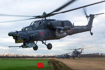 12 - Russia - Air Force Mil Mi-28