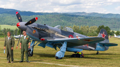 D-FYGJ - Private Yakovlev Yak-3M