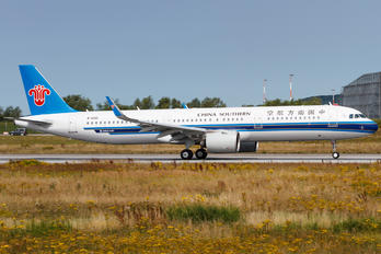 B-1090 - China Southern Airlines Airbus A321 NEO