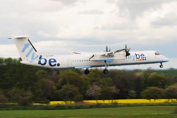 G-ECOF - Flybe de Havilland Canada DHC-8-400Q / Bombardier Q400