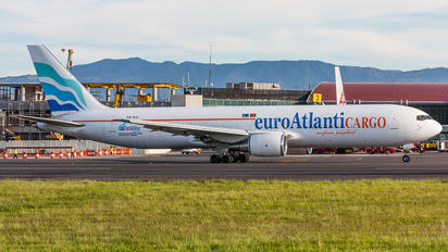 CS-TLZ - Euro Atlantic Airways Boeing 767-300ER