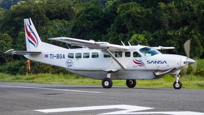TI-BGA - Sansa Airlines Cessna 208 Caravan