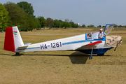 HA-1261 - Private Scheibe-Flugzeugbau SF-25 Falke aircraft