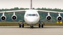 Jota Aviation BAe146 visited Wrocław title=
