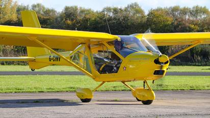 G-CINV - Private Aeroprakt A-22LS