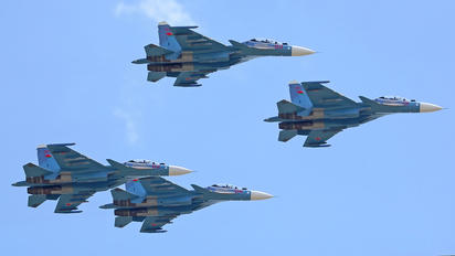 01 - Belarus - Air Force Sukhoi Su-30SM