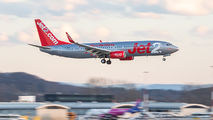 G-JZBL - Jet2 Boeing 737-8MG aircraft