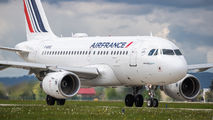 F-GUGE - Air France Airbus A318 aircraft