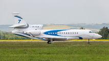 OK-FLN - Private Dassault Falcon 7X aircraft