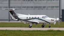 OK-PCF - Private Pilatus PC-12 aircraft