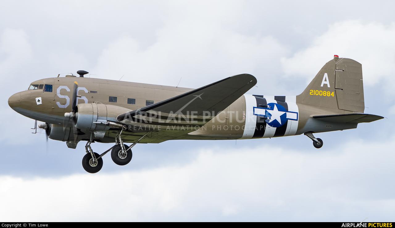 Aces High N147DC aircraft at Biggin Hill