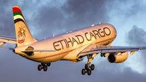 A6-DCB - Etihad Cargo Airbus A330-200F aircraft