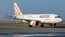 EC-MUX - Volotea Airlines Airbus A319 aircraft