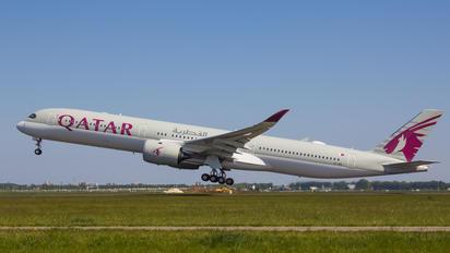 A7-ANL - Qatar Airways Airbus A350-1000