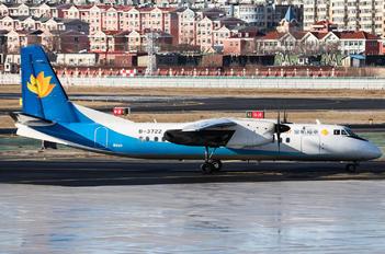 B-3722 - Joy Air Xian MA-60