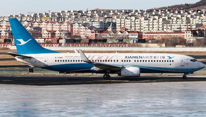 B-5688 - Xiamen Airlines Boeing 737-800