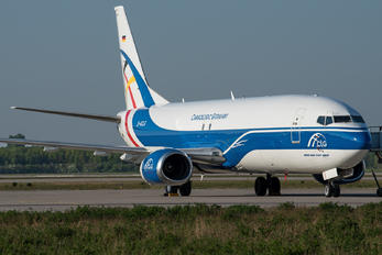 D-ACLG - CargoLogic Germany Boeing 737-400SF