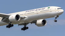 HZ-AK35 - Saudi Arabian Airlines Boeing 777-300ER aircraft