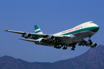 VR-HIH - Cathay Pacific Cargo Boeing 747-200SF