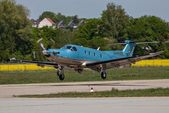 D-FUEL - Private Pilatus PC-12