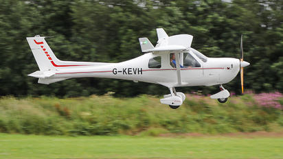 G-KEVH - Private Jabiru UL450