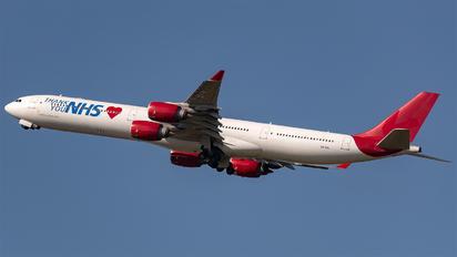 9H-EAL - Maleth-Aero Airbus A340-600