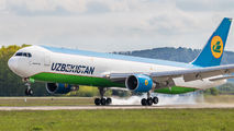 UK67001 - Uzbekistan Airways Boeing 767-300ER aircraft
