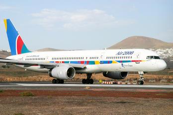 G-OOOB - Air 2000 Boeing 757-200