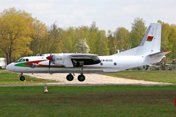 EW-007DD - Belarus - Air Force Antonov An-26 (all models)