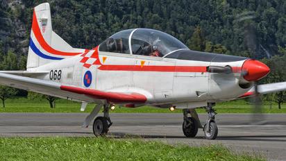 068 - Croatia - Air Force Pilatus PC-9M