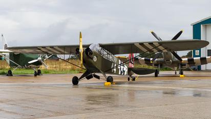 G-BMKC - Private Piper J3 Cub