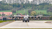 1505 - Poland - Air Force Lockheed C-130E Hercules aircraft