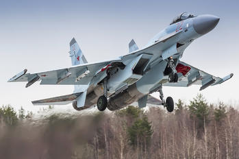 22 - Russia - Air Force Sukhoi Su-35S