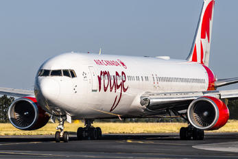 C-GSCA - Air Canada Rouge Boeing 767-300ER