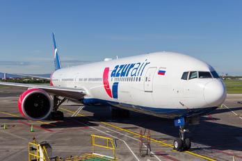 VQ-BZA - AzurAir Boeing 777-31H(ER)