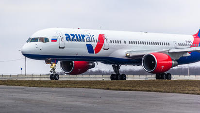 VP-BPB - AzurAir Boeing 757-200WL